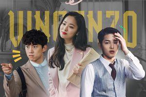 Jeon Yeo Bin, Song Joong Ki, Taecyeon, Kwak Dong Yeon là những 'cây hài' của 'Vincenzo'
