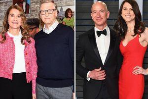 Khi những gã khổng lồ công nghệ ly hôn: Từ Jeff Bezos, Elon Musk đến Bill Gates