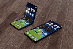 iPhone màn hình gập có thể ra mắt vào năm 2023