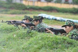 Nữ quân nhân Việt Nam chiếm 10% quân số tham gia đấu trường quân sự quốc tế Army Games 2020