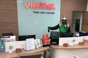 Bắt đối tượng cướp cửa hàng Viettel tại TP HCM