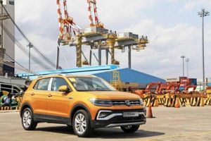 Volkswagen T-Cross sắp mở bán tại thị trường Việt Nam?