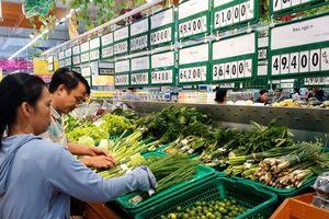 Giá thực phẩm ngày 4/5: Giá rau củ quả giảm giá nhẹ