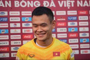 Trung vệ Minh Tùng của Đông Á Thanh Hóa góp mặt trong danh sách đội tuyển Việt Nam chuẩn bị cho vòng loại World Cup 2022