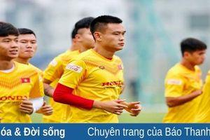 Hủy chuyến tập huấn tại Bình Định, Minh Tùng và các đồng đội tại ĐTVN sẽ tập trung tại Hà Nội