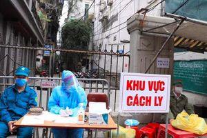 42 người sống tại tầng 24 Park 10 Times City, Hà Nội, đã có kết quả xét nghiệm âm tính