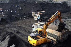 Sản lượng than dự kiến sản xuất giảm nhẹ trong tháng 5 vì Covid