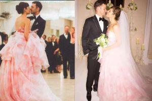 Những bộ váy cưới thay đổi quan niệm truyền thống của người nổi tiếng