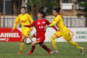 Giải bóng đá Nữ Cúp Quốc gia 2021: TP.Hồ Chí Minh I và Hà Nội I Watabe tranh chung kết