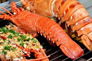 Nhà hàng Hải Sản Làng Chài – Bến Cảng Cầu Đá – Nha Trang 3 bị phạt vì niêm yết không rõ ràng