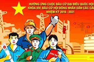 Thông báo lịch tiếp xúc giữa cử tri với những người ứng cử đại biểu Quốc hội khóa XV và đại biểu Hội đồng nhân dân tỉnh nhiệm kỳ 2021-2026
