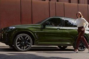 BMW X3 2021 phiên bản nâng cấp rò rỉ hình ảnh trước ngày ra mắt