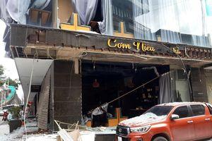Hạ Long (Quảng Ninh): Nhà hàng phát nổ, nghi nổ từ bình gas