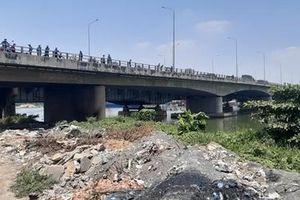Phát hiện thi thể bị đốt cháy dưới chân cầu Đồng Nai