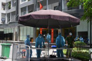 42 F1 của chuyên gia Ấn Độ mắc COVID-19 tại Hà Nội có kết quả âm tính