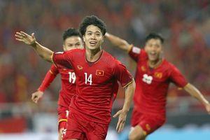Đội hình những cầu thủ có phong độ cao nhất của ĐT Việt Nam