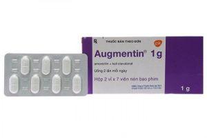 Bé gái 10 tuổi sốc phản vệ độ 2 sau khi uống thuốc Augmentin