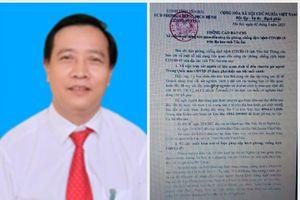 Kỷ luật Giám đốc Trung tâm Y tế thành phố Yên Bái vì vi phạm công tác phòng chống dịch