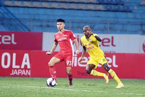 Hoãn trận Viettel - Hà Tĩnh ở vòng 13 V-League 2021