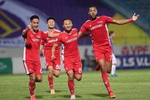 Hoãn trận Viettel vs Hồng Lĩnh Hà Tĩnh vòng 13 V-League