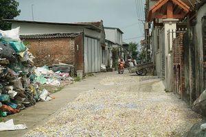 Chất lượng môi trường làng nghề - chậm cải thiện