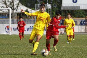 Thành phố Hồ Chí Minh I nhọc nhằn giành vé vào chung kết Giải bóng đá nữ Cúp quốc gia 2021