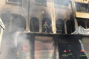 TPHCM: Vụ cháy 6 người thương vong ở Quận 1, Công an vào cuộc