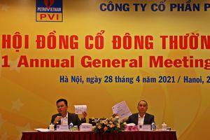 Dư âm từ đại hội đồng cổ đông 2021 của PVI