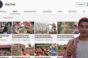 Kênh YouTube gây tranh cãi: Thiếu kiến thức hay trò PR bẩn?