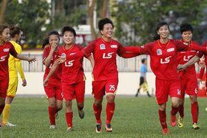 TP. HCM I nhọc nhằn vào chung kết bóng đá Nữ Cúp Quốc gia 2021