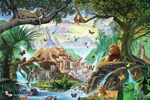 Kịch bản hổ, sư tử, rồng Komodo, chim ưng biến mất: Vì sao đó lại chính là thảm họa?