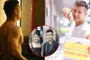 Running Man Việt Nam mùa 2: Trương Thế Vinh khoe cơ bắp cuồn cuộn, xứng danh 'Voi Biển'