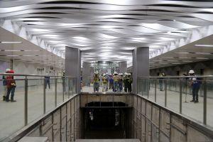 Chính thức lộ diện ga Ba Son của metro số 1