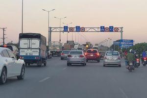 Muôn kiểu giới hạn tốc độ để tránh phạt nguội ô tô
