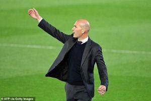 Zidane kêu gọi Real Madrid đá đến... chết với Chelsea