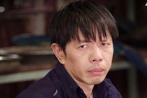 Sự khắc khổ hằn trên gương mặt Thái Hòa ở 'Cây táo nở hoa'
