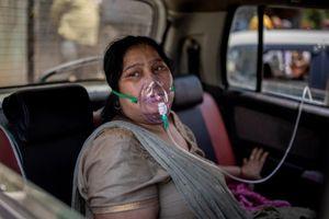 Thị trường 'oxy đen' Ấn Độ bùng nổ giữa đại dịch
