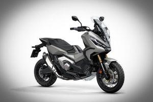 Honda X-ADV 2021 ra mắt tại Malaysia