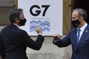G7 họp trực tiếp sau 2 năm gián đoạn