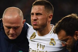 Chờ Hazard cứu Real Madrid