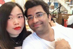 9 năm yêu xa của chàng trai Ấn Độ và cô gái Việt