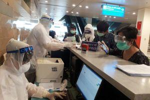 39 người làm việc tại sân bay Cần Thơ âm tính với nCoV