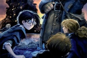 'Harry Potter' và những cuốn sách từng bị cấm lưu hành