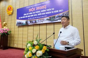 Hà Nội sẽ thí điểm áp dụng công nghệ hiện đại vào nâng cấp hạ tầng phòng, chống thiên tai