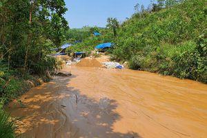Quảng Nam: Một phu vàng bị đá đè tử vong ở Bồng Miêu
