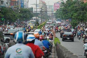 TP Hồ Chí Minh: Cấm xe đường Nguyễn Văn Hưởng từ 5/5 đến 15/6/2021