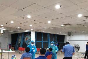 TP Hồ Chí Minh: Truy vết trường hợp test nhanh dương tính với virus SARS-CoV-2 tại Campuchia