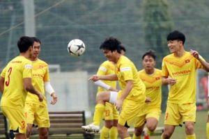 Đội tuyển Việt Nam đổi kế hoạch tập trung vì Covid-19