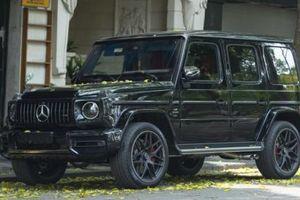Lộ diện Mercedes-AMG G63 'mới tậu' của ca sĩ Tuấn Hưng hơn 11 tỷ đồng