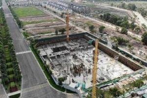 Chủ đầu tư An Lạc Green Symphony bị phạt 40 triệu vì xây dựng không phép